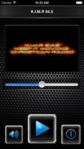 kimr 94.5 app